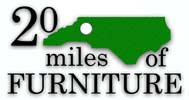 20 Miles of Furniture